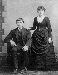 Conrad and Jacobine Anderson